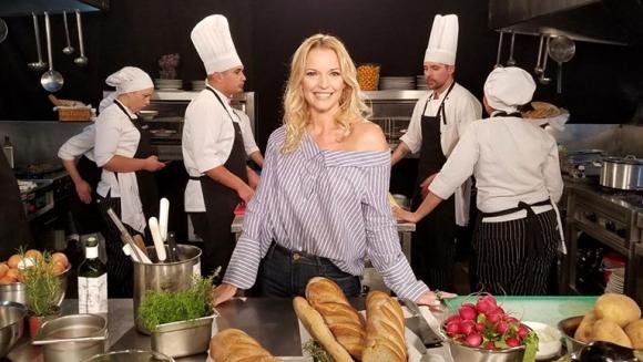 Carina zampini vuelve a la conducci n con el gran premio for Cocina francesa canal cocina