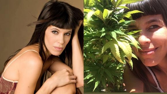 Valentina Bassi publicó un mensaje en Intagram a favor del autocultivo de cannabis.