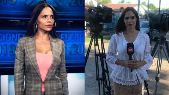 Intentaron acuchillar a Melisa Zurita, conductora de Canal 26, frente a su hija: la exmujer de su pareja irrumpió en su casa - Ciudad Magazine