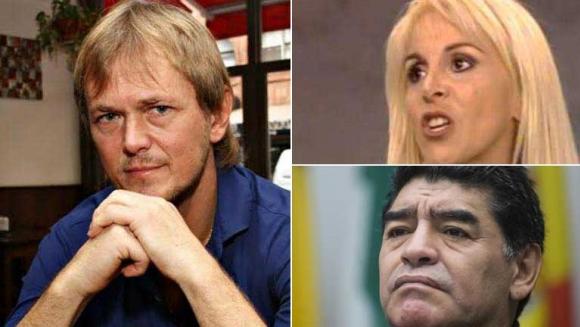 Jorge Taiana defendió a Claudia Villafañe y respondió a ...