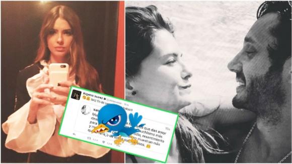 El descargo de la China Suárez ante las críticas por la postal romántica que publicó junto a Benjamín Vicuña (Fotos: Instagram)
