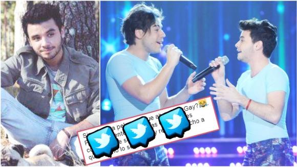 El descargo de Agustín Casanova en Twitter tras su performance con Fernando Dente en ShowMatch (Fotos: Web y Prensa Ideas del Sur)