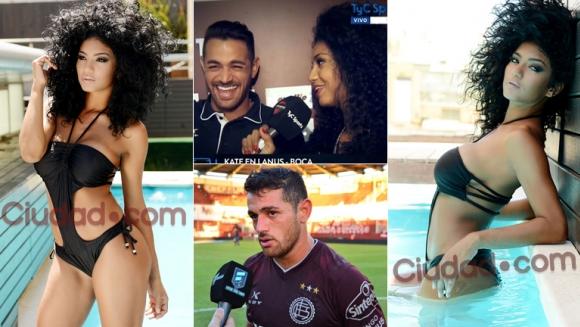 Kate Rodríguez se separó de Lautaro Acosta. (Fotos: Web y Ciudad.com)