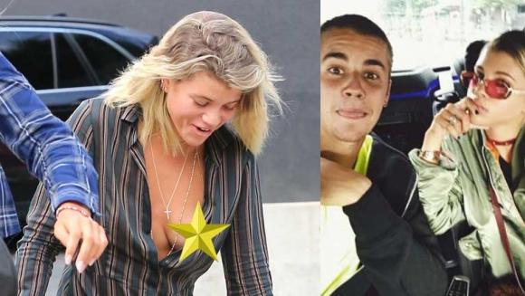 El descuido hot de Sofía Richie, la ¿ex? de Justin Bieber. Foto: Grosby Group