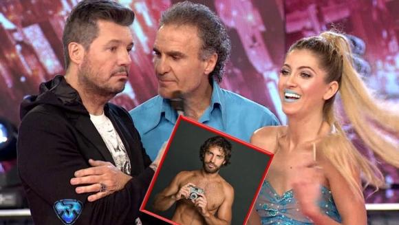 Candela Ruggeri habló de su relación con Benjamín Alfonso en ShowMatch