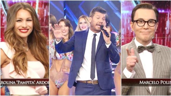 El comentario de Marcelo Tinelli tras el escándalo en ShowMatch (Fotos: Captura)
