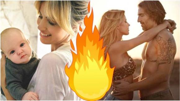 Las fogosas declaraciones de Rocío Guirao Díaz sobre su pareja (Fotos: revista Gente e Instagram)