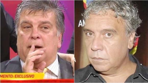 El enojo de Luis Ventura con Coco Sily en Infama. Foto: Web