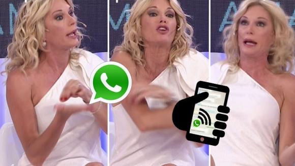 Yanina Latorre y una divertida queja al grupo de WhatsApp de las madres del colegio