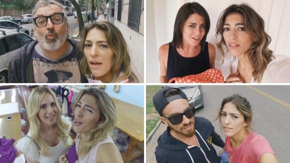 #CambiaTuDía con Naty Franzoni y los famosos.