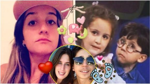 La tierna carta de la hermana de Rodrigo Noya tras confirmarse que el actor será papá por primera vez (Fotos: Instagram)