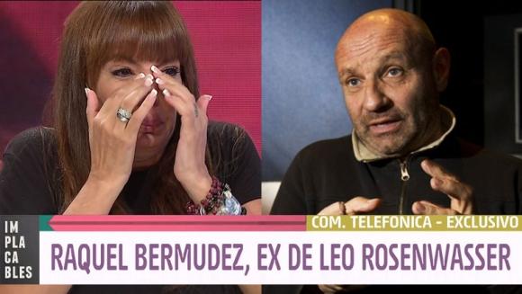 Habló la ex de Leo Rosenwasser