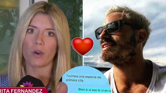 Laurita Fernández confirmó que tuvo una cita con Federico Bal: