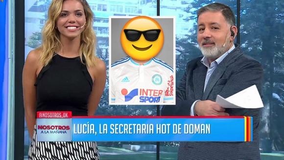 Lucía Rubio reveló un romance con un reconocido futbolista.