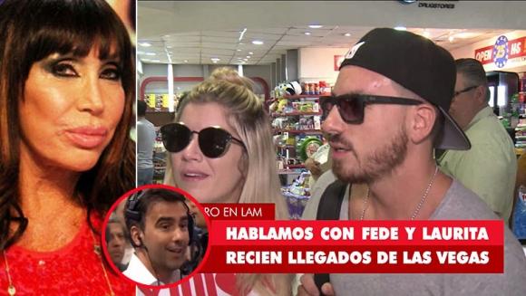 Fede Bal y Laurita Fernández hablaron de los dichos de Moria Casán.
