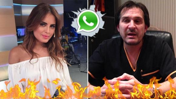 ¡Cruce de audios en vivo! Silvina Luna habló desde el Hospital Italiano y apuntó contra Lotocki: