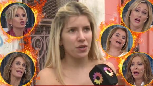 La frase de Laurita Fernández que enfureció a las panelista de Los Ángeles de la Mañana:
