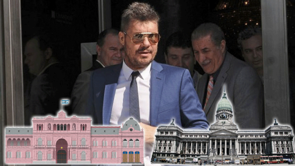 Marcelo Tinelli abre la puerta a la política