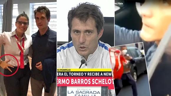 Guillermo Barros Schelotto habló de las burlas de los hinchas de River, tras el 3 a 1
