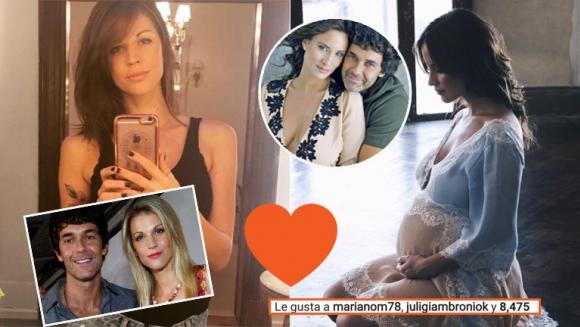 Juliana Giambroni y Camila Cavallo