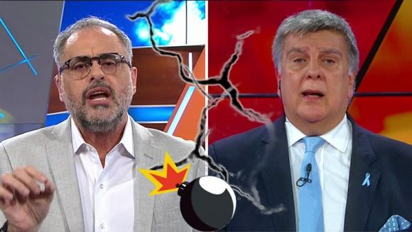 """La respuesta de Jorge Rial al desafío de Luis Ventura: """"Esto no es un duelo personal, no es encontrarnos y vemos en terreno neutral"""""""