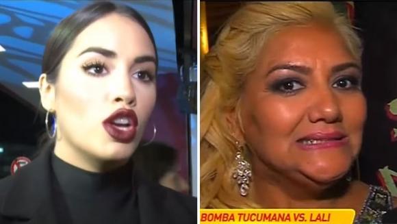 La respuesta de Lali Espósito a las críticas de la Bomba Tucumana