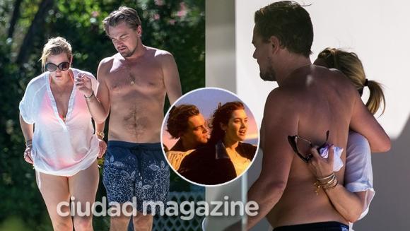 Leonardo DiCaprio y Kate Winslet