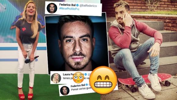 Laurita Fernández, sobre la nueva foto de perfil de Fede Bal