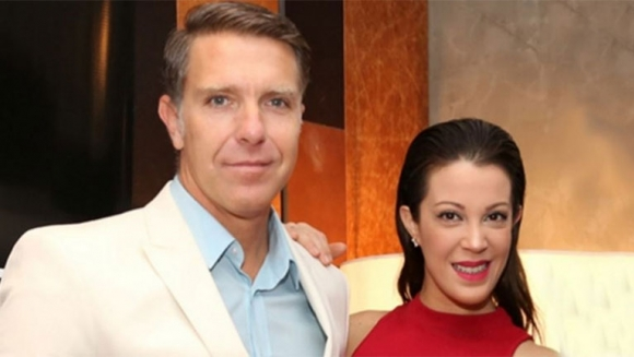 Alejandro Fantino y Miriam Lanzoni se divorciaron