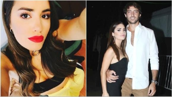 Lali Espósito, súper enamorada de su novio Santiago Mocorrea (Fotos: Instagram y Ciudad Magazine)