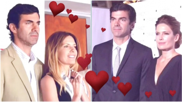 Isabel Macedo confirmó su embarazo con Juan Manuel Urtubey (Fotos: Instagram)