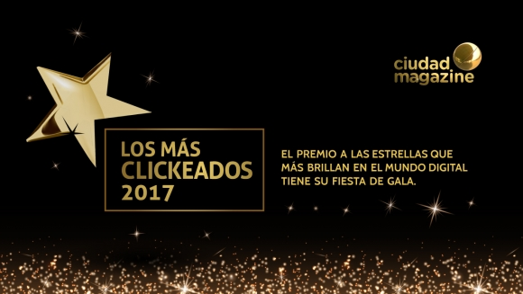 #LosMásClickeados2017: el premioque consagraa las estrellas que más brillan en Internet