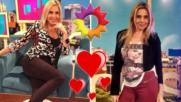 Andrea Politti regresa a las tardes de eltrece en el verano: Sólo voy a hablar de amor