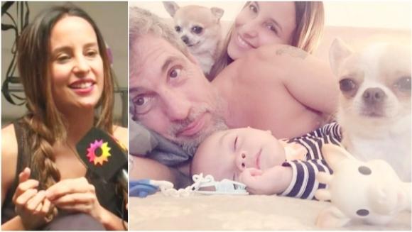 Lourdes Sánchez reveló por qué le cuesta tener intimidad con el Chato Prada (Fotos: Captura e Instagram)