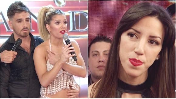 La reacción de Laurita Fernández tras estar cara a cara con una ex de Fede Bal