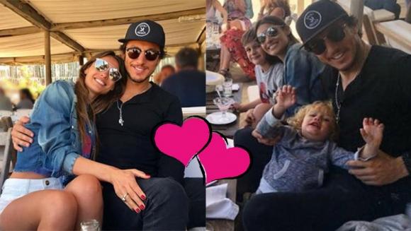 Pampita, feliz en Punta junto a sus hijos y Pico Mónaco tras su tenso encuentro con la China Suárez y Benjamín...