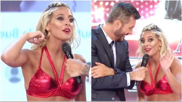 Sol Pérez, tras ser salvada por el público en el Bailando: Me salieron como unas bolas en el cuello y me levantó...