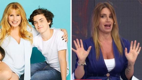 El hijo mayor de Florencia Peña, ¿de novio con la hija de otro famoso?