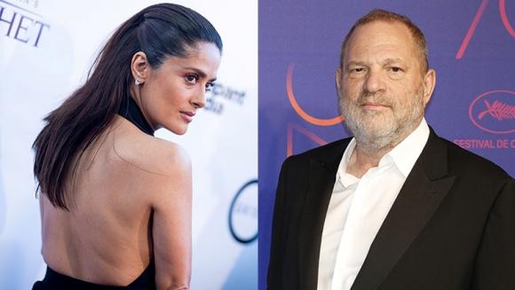 La fuerte revelación de Salma Hayek sobre el acoso de Harvey Weinstein: Por años, él fue mi monstruo