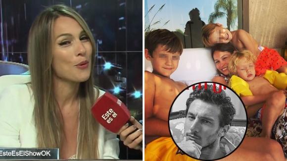 """La decisión de Pampita tras los rumores de crisis con Mónaco: """"Me voy de vacaciones con mis hijos"""""""