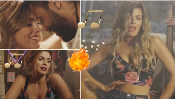 Natalie Pérez se lanzó como cantante solista: mirá su videoclip a pura sensualidad y talento