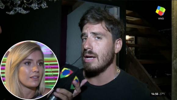 Fede Bal habló de su separación de Laurita Fernández: Estamos en una situación complicada