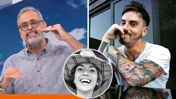 Jorge Rial, picante con Fede Bal tras su separación de Laurita Fernández