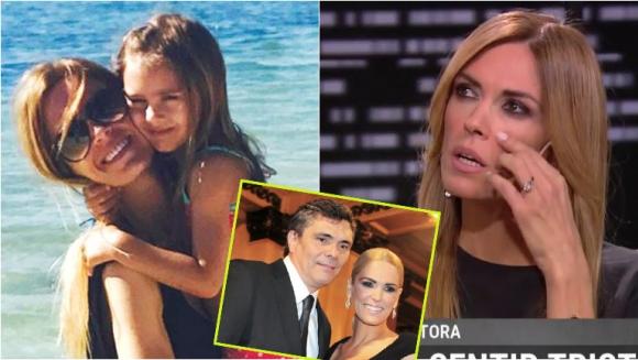 Viviana Canosa, sobre cómo le contó a su hija sobre su divorcio: Ella me ve más feliz