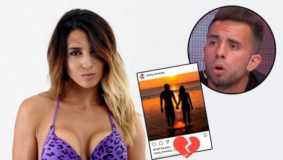 El mensaje de Cinthia Fernández tras confesar en TV que sigue enamorada de Matías Defederico: Adiós