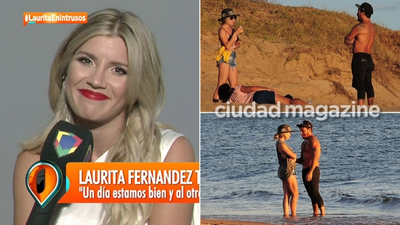 Laurita Fernández reveló la técnica de Fede Bal para reconquistarla ¡por tercera vez!