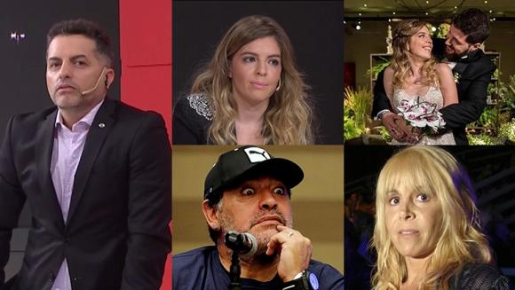 Dalma Maradona y Angel de Brito