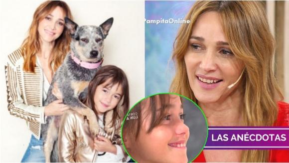 El original método de la hija de Vero Lozano para evitar que los fans le pidan fotos a su mamá en la calle (Fotos: Capturas y Web)