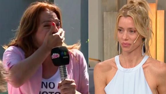 Lizy Tagliani mandó al frente a Nicole Neumann confirmando su soltería: el reproche de la modelo