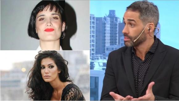 El incómodo momento del Pollo Álvarez cuando le preguntaron por los viejos rumores de romance con Flor Torrente y Silvina Escudero